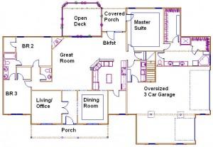South Landing Main Floor
